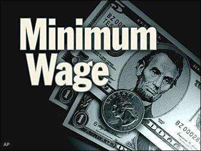 Minimum Wage Image
