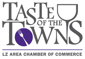 Taste of the Towns Logo - Color in jpg format